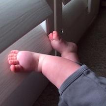 Bodhi_feet