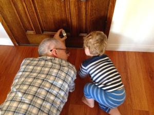 Bodhi-Daddy-FixingThings